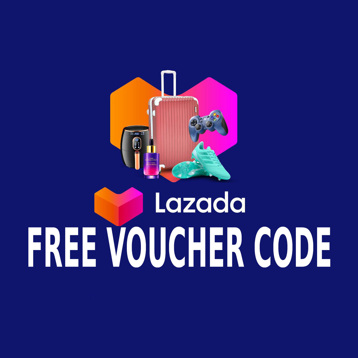 Lazada Voucher Codes for August 2019 → Enjoy P500 OFF